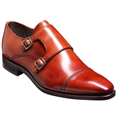 Barker Shoe Style: Lancaster - Rosewood Calf