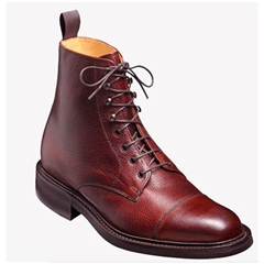 Barker Shoes Style: Lambourn - Cherry Grain