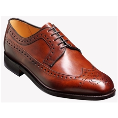 Barker Shoes Style: Portrush Walnut Calf