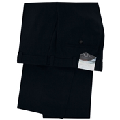 Meyer Classic Stretch Gabardine Trouser - Navy