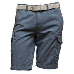 "New 2018 Meyer Cargo Shorts - Mid Blue - 48"" Waist Only"