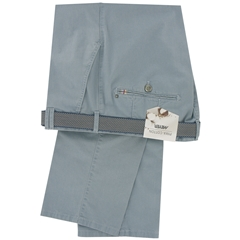 New 2015 Meyer Pima Cotton Trouser - Sky Blue - Limited Edition
