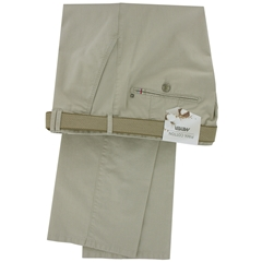 New 2015 Meyer Pima Cotton Trouser - Beige - Limited Edition