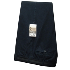 Meyer Trousers Blue Luxury Cotton - Online Exclusive - Special Purchase