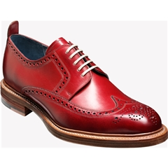 Barker Shoes Style: Bailey - Red Calf