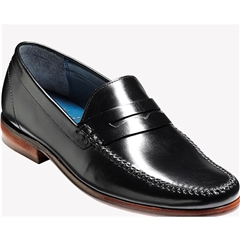 Barker Shoes Style: William - Black Calf