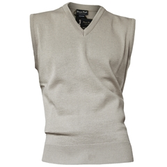 Franco Ponti Slip Over - Medium Weight - Oatmeal