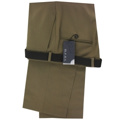 M.E.N.S. Dress wool stretch trouser - Tan
