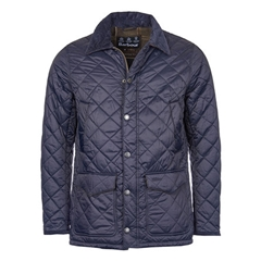 Barbour Lifestyle Canterbury Quilted Jacket - Navy - XXL Only