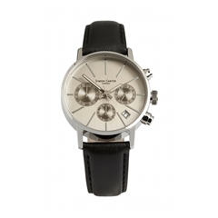 Chronograph Silver Grey Watch