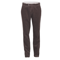 Club Of Comfort - Corduroy Cotton Trouser - Light Brown