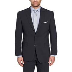 Digel Suit - Casual Fit - Protect 3 Wool Mix - Black