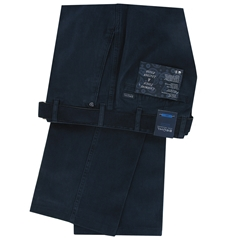 New 2018 Bruhl Luxury Cotton Trouser - Montana Blue -  182310 680