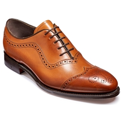 Barker Shoes Style: Jaywick - Antique Rosewood Calf