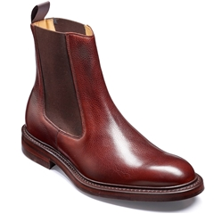 Barker Shoes Style: Ashby - Cherry Grain