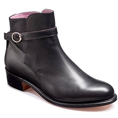 New 2018 Barker Ladies Shoes Style: Mae - Black Calf