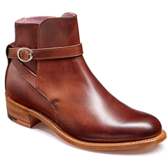 New 2018 Barker Ladies Shoes Style: Mae - Walnut Calf