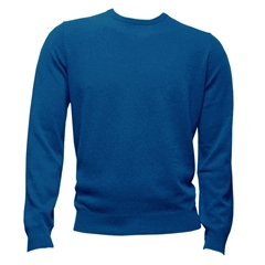 Autumn 2017 Fynch-Hatton Cashmere Crew Neck - Aero
