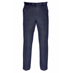 Gurteen Verona Cotton Corduroy Trouser - Navy