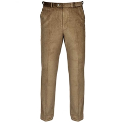 Gurteen Verona Cotton Corduroy Trouser - Corn
