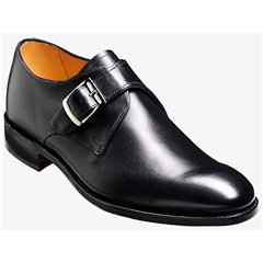 Barker Shoes Style: Northcote Black Calf - Size 7.5