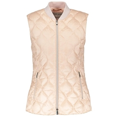 New 2018 Body Warmer with down filling - Rose