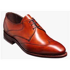 Newhaven Rosewood Calf - CLEARANCE SHOE - Size 12