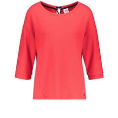 New 2018 Taifun top with lacing at the back - Coral