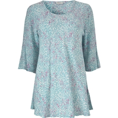 New 2018 Masai Clothing Kiwi Top - Aqua Org