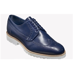 New 2018 Barker Shoes Style: Hawk - Navy Calf