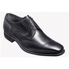 New 2018 Barker Shoes Style: Jordon - Black Calf