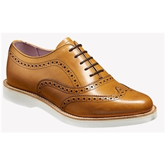 New 2018 Women's Barker Shoes Style: Josie - Cedar Calf