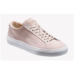 New 2018 Women's Barker Shoes Style: Isla - Pink Suede
