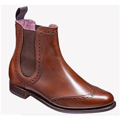 New 2018 Women's Barker Shoes Style: Sabrina - Walnut Calf