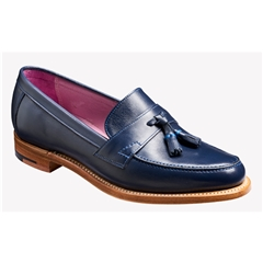 New 2018 Women's Barker Shoes Style: Imogen - Navy Calf