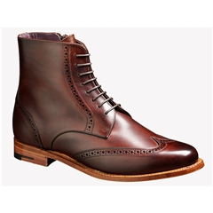 New 2018 Barker Women's Shoes Style: Faye - Walnut Calf