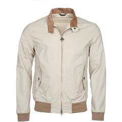 New 2018 Barbour Men's Intl. Rectifier Steve McQueen Harrington Jacket - Fog