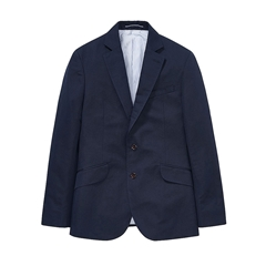 New 2018 Crew Men's Ashton Blazer - Navy