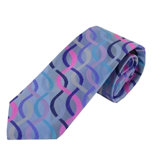 Van Buck Limited Edition - Multi Swirl Design Tie
