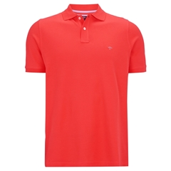 New 2018 Fynch Hatton Polo Shirt - Flamingo - 5XL Only