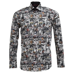 New 2018 Claudio Steve McQueen Shirt