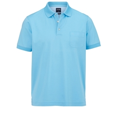 Olymp Pique Polo Shirt - Turquoise