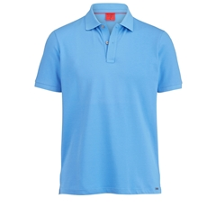 Olymp Level Five Polo Shirt - Ocean Blue