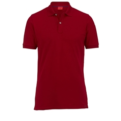 Olymp Level Five Polo Shirt - Burgundy