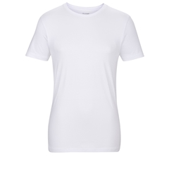 Olymp Level Five Crew Neck Shirt - White - 0803 12 00