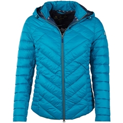 New 2018 Barbour Pentle Quilted Jacket - Sea Glass