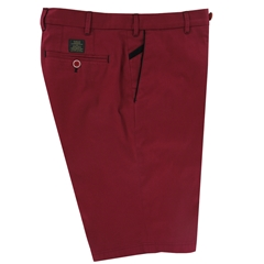 Luxury Cotton Shorts  - Cardinal Red