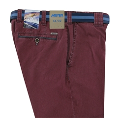 Meyer Shorts - Washed Red