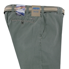 Meyer Shorts - Washed Green