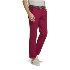 NEW 2021 Meyer Chino Silk Deluxe - Red - Bonn 8063 56 - Continental Sizing